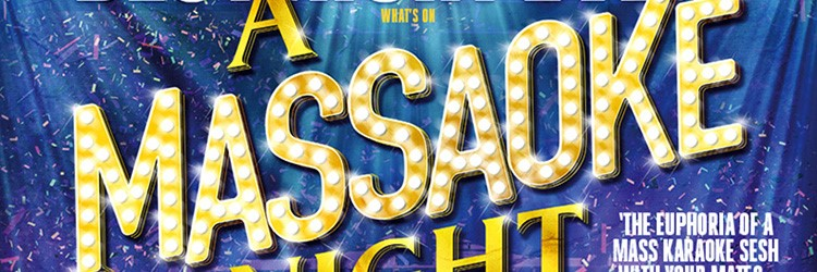 Massaoke - A Night at the Musicals image