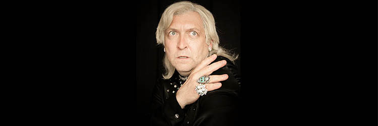 Clinton Baptiste in The Paranormalist Returns image
