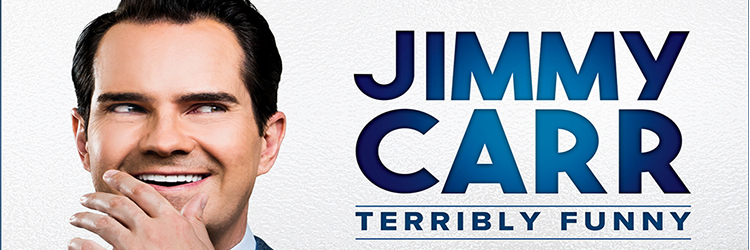 Jimmy Carr - Terribly Funny (second show) image
