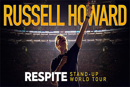 Russell Howard: Respite Image