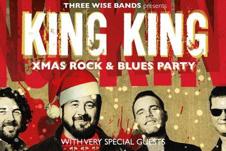King King - Xmas Rock and Blues Party Image