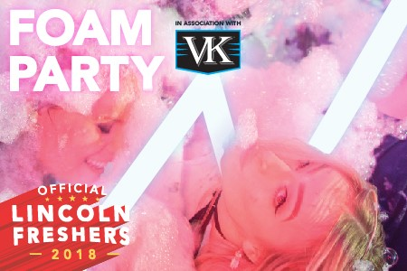 Foam Party in association with VK Image