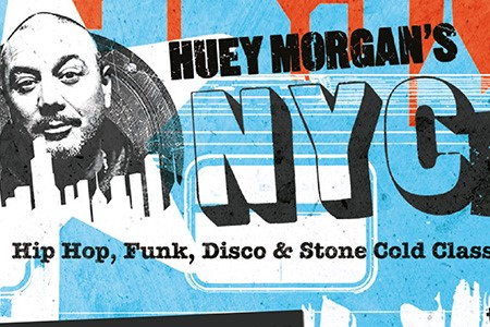 Huey Morgan's NYC Block Party w/ Scratch Perverts Image