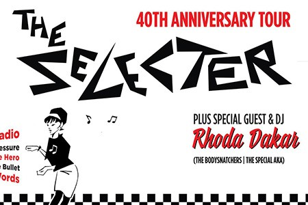 The Selecter 40th Anniversary Image