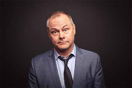 Jack Dee: Off The Telly Image