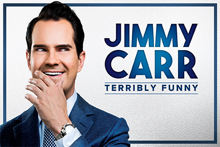 Jimmy Carr - Terribly Funny Image