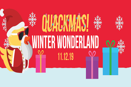 Quackmas! Winter Wonderland Image
