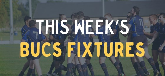 This Week's BUCS Fixtures! Thumbnail