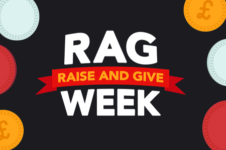 RAG Week contributes towards RAG fundraising success! image