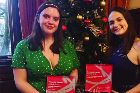 Double celebration for Dementia Friendly Award wins Thumbnail