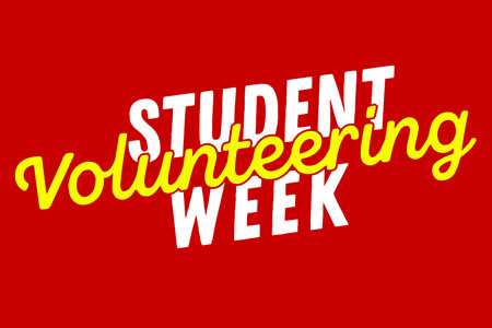 It's Student Volunteering Week! Thumbnail