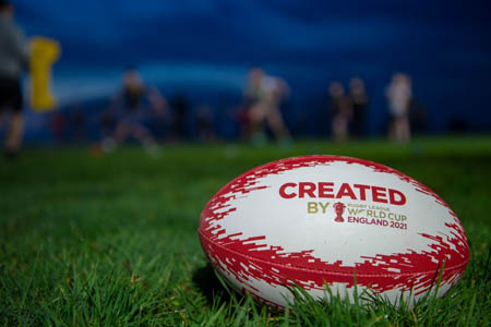 Rugby League receive funding from CreatedBy RLWC2021 programme Thumbnail